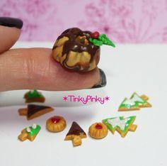 little tiny things. Christmas treats