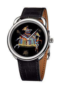 A inspiração oriental da Hermès | Chronos do Tempo