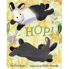 Hop! (Board book)  http://postteenageliving.com/amazon.php?p=0763617946