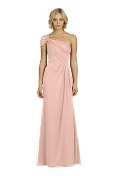 Jim Hjelm 5414 Chiffon Bridesmaid Dress | Weddington Way