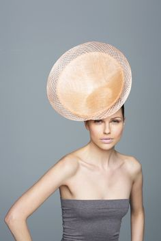 Silvia Fletcher for Lock & Co Hatters SS 2014 | Sorbet