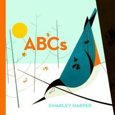 Charley Harper ABCs by Charley Harper, http://www.amazon.com/dp/1623260035/ref=cm_sw_r_pi_dp_9oZnub076JGRP