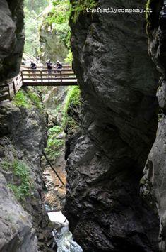 Tra canyon e ponti sospesi: le cascate di Stanghe
