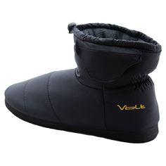Volt Resistance Indoor/Outdoor Heated Slipper - Black, Women's - VS-BK-M