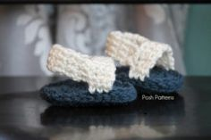 free baby shoes crochet pattern