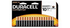 (1 After Rebate) Duracell Coppertop AA/AAA Alkaline Batteries Pack Of 16 1 AR (officedepot.com)
