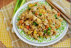 Take Out, Fake Out: Easy Chicken Fried Rice | Iowa Girl Eats