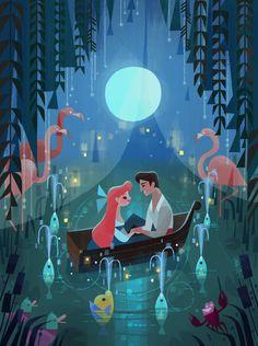 Disney & Co - Joey Chou Joey chou Disney art Disney Pixar, Disney Amor, Deco Disney, Cute Disney, Disney Dream, Disney And Dreamworks, Disney Magic, Walt Disney, Disney Cartoons
