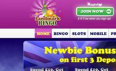 We offer a variety of #Progressive #jackpots for both Bingo games and Slot games - Landmark Bingo >> jackpotcity.co/t/6366.aspx