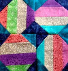 TUTORIAL PATCHWORK: OCTÀGONS.