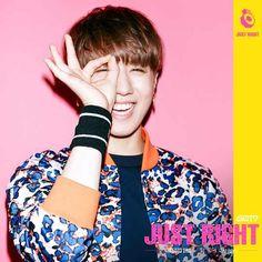 Yugyeom - GOT7 the 3rd mini album <Just Right> #GOT7 #Justright #딱좋아