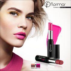 Labios radiantes con Deluxe Shine Gloss Stylo de Flormar