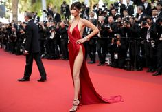 In a few hours, we're finally wrapping up this year. And as per tradition, we look back at the best fashion moments from our favorite red carpet stars in the past 12 months. From Bella Hadid's scene-stealing, fiery slip dress and Blake Lively's Cinderella moment at Cannes to Selena Gomez's powerful comeback in a Prada number, and all the awards season spectacle in between, we present to you the best red carpet stunners of 2016: Bella Hadid in Alexander Vauthier at Cannes Film Festival Blake…