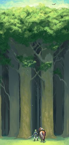Return To Lost by Brakkenimation.deviantart.com on @deviantART