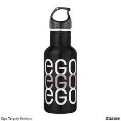 Ego Trip Water Bottle