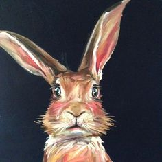 melissa townsend art: Welcome to the portfolio of Melissa Townsend! Easter Paintings, Animal Paintings, Bunny Painting, Painting & Drawing, Watercolor Animals, Watercolor Paintings, Acrylic Painting Animals, Watercolors, Art And Illustration