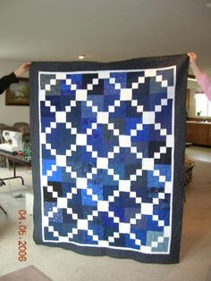 This is a nice looking quilt.
