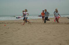 LaCrosse & andere beachgames!
