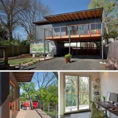 Oxford Shipping Container Home