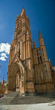 Catedral Nuestra Señora de Fátima, Zacatecas.