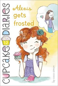 Alexis Gets Frosted (Cupcake Diaries) by Coco Simon (Juvenile Fiction)