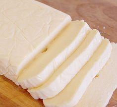 "How To Make Homemade ""American"" Cheese"