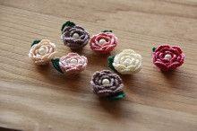 小さな花たち |kinari タティングレース てしごと日記