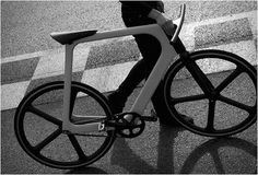 Designer Paul Guerin and wood craftsman Till Breitfuss got together to create Keim, a company that manufactures bikes made from ash wood with unprecedented rigidity and lightness. Their wonderfully streamlined Arvak Bicycle is a true work of art, the Bicycle Pictures, Wooden Bicycle, Fixed Gear Bicycle, Cargo Bike, Bike Style, Bike Frame, Bicycle Design, Bike Accessories, Cycling Bikes