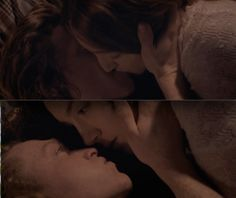 "Saoirse Ronan & Caleb Landry Jones en ""Byzantium"""