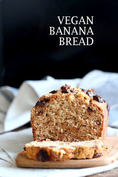 Vegan Banana Bread with Walnuts. Classic Super moist Banana bread with toasted nuts and coconut. No Palm oil. Vegan Recipe. There cannot be too many banana breads right. I love my 1 Bowl Banana Apple Bread. Its the right amount of sweet, moist and banana-ey. Its slightly different from the classic pound cake like banana...Continue reading »