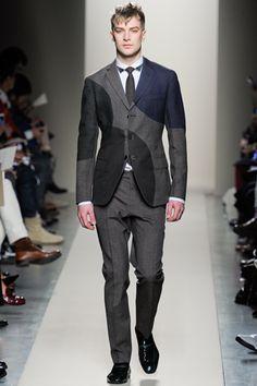 Bottega Veneta Fall 2012 Menswear Collection on Style.com: Runway Review
