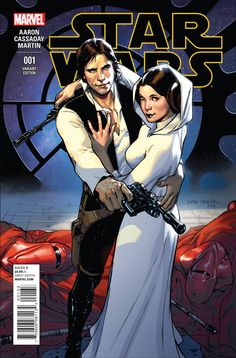 *High Grade* (W) Jason Aaron (A) John Cassaday (CA) Sara Pichelli THE GREATEST SPACE ADVENTURE OF ALL TIME RETURNS TO MARVEL! Luke Skywalker and the ragtag band of rebels fighting against the Galactic