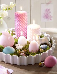 4 Awesome Easter Crafts To Do With Your Kids Easter Crafts, Holiday Crafts, Easter Ideas, Happy Easter, Easter Bunny, Easter Eggs, Spring Decoration, Easter Table Decorations, Easter Centerpiece