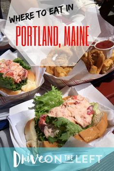 For a small city, Portland, Maine, less than 2 hours north of Boston, has one of the best food scenes in the US. Yes, there are a lot of lobsters, but there is a lot of variety and quality. Here is our guide on where to eat in Portland, Maine. Trust us, you will dine well!