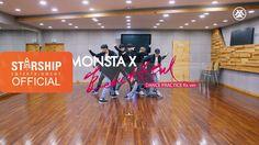 [Dance Practice] 몬스타엑스 (MONSTA X) - 아름다워 (BEAUTIFUL)