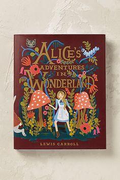 Anthropologie EU Alice's Adventures in Wonderland