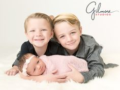 Trendy Baby Girl Newborn Pictures With Brother Photographers Newborn Family Pictures, Baby Girl Photos, Baby Pictures, Family Photos, Family Family, Family Posing, Newborn Baby Photography, Newborn Photographer, Children Photography