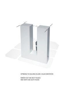 Galeria de Primeiro lugar no concurso das Torres duplas para o Campus de Alta Tecnologia e Pesquisa / KSP Jürgen Engel Architekten - 7