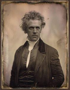 Victorian Guy -- LOVE THE HAIR