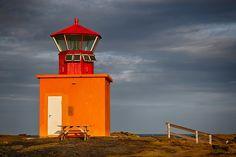 Öndverðarnes Lighthouse, Snæfells Peninsula, Iceland