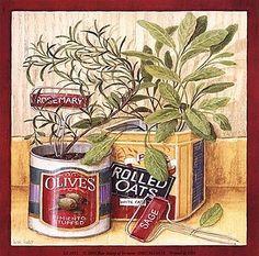 Resultado de imagen para laminas de cocineros antiguos