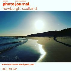 New photo journal post on blog. Beautiful sunshine. Fresh, crisp day. Scotland - see more images and find out more at www.tots2travel.wordpress.com