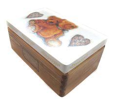 Misie pudełko dla dzieci