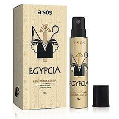 Gel Egypcia A Sós Excitante Comestível Spray - 18g  Mais Sexy Itanhaém-Praça Ângelo Guerra