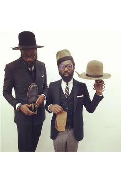 Sam Lambert & Shaka Maidoh amazingness