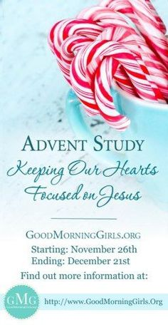 Free eBook: Advent Study - Keeping Our Hearts Focused on Jesus