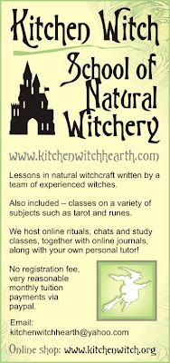 Kitchen Witch School of Natural Witchery
