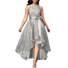 Lace Party Dresses, Lace Evening Dresses, Prom Dresses, Dress Wedding, Party Wedding, African Fashion Dresses, African Dress, Party Fashion, Fashion Outfits
