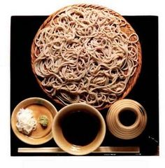 """""""fabulous soba noodle salad"""" - sounds super summery and tasty"""