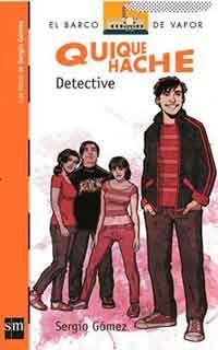 Descargar libros Quique Hache, detective de Sergio Gómez - PDF EPUB